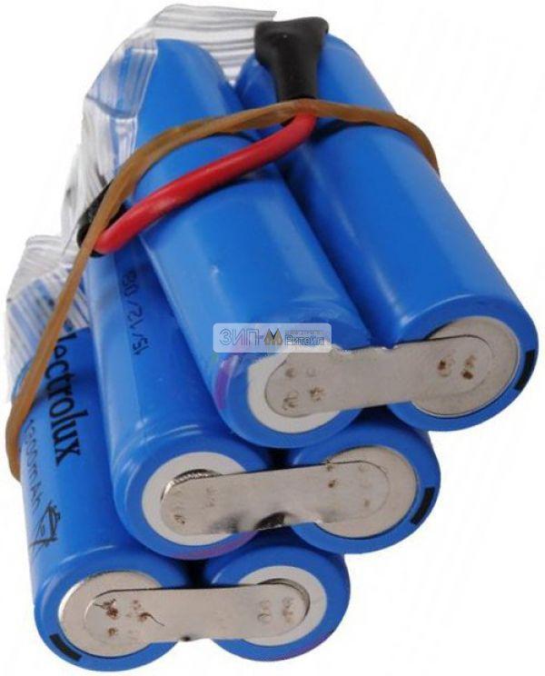 Аккумуляторы (батарейки) Ergorapido для пылесоса Electrolux (Электролюкс), AEG (АЕГ) 12V
