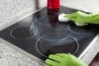Как поддерживать стеклокерамическую плиту в чистоте